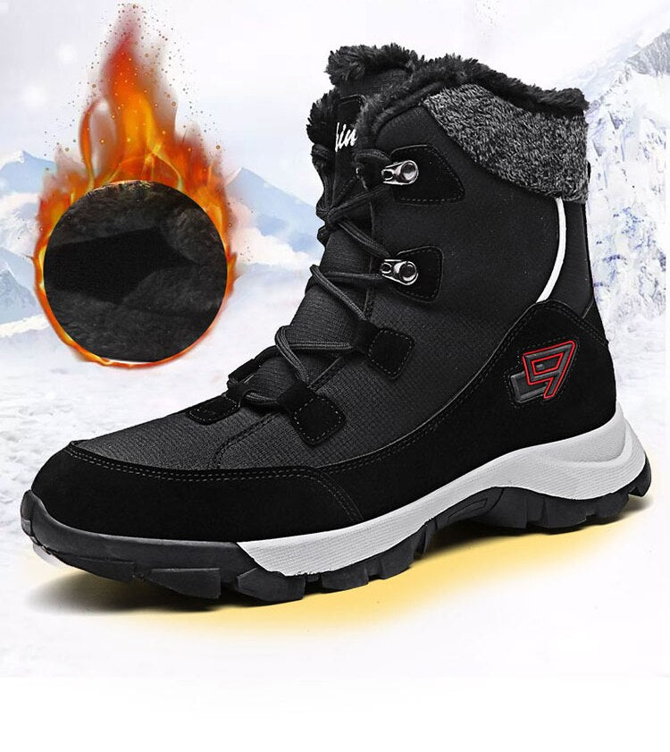Non-slip Waterproof Walking Shoes