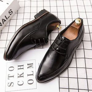 New Men Brogue Fashion Oxford Dress Shoes