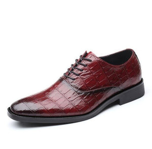 Fashion Italian Men Dress Shoes