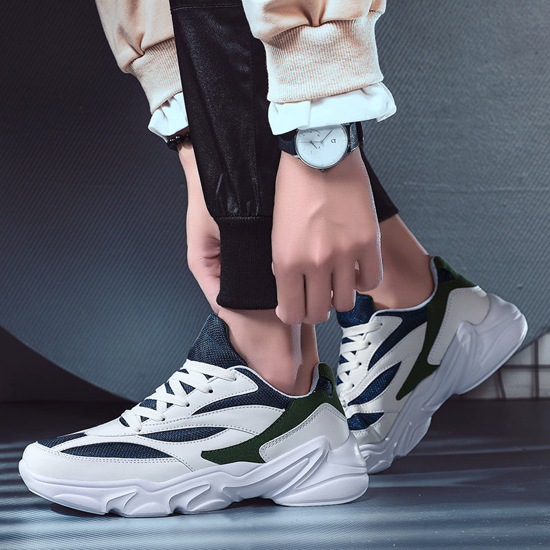 Men Breathable Air Mesh Sneakers