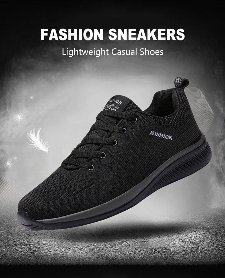 Lightweight Comfortable Walking Sneakers