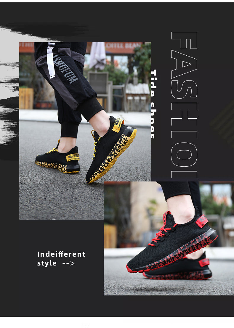 Fashion Lightweight Movement Shoes