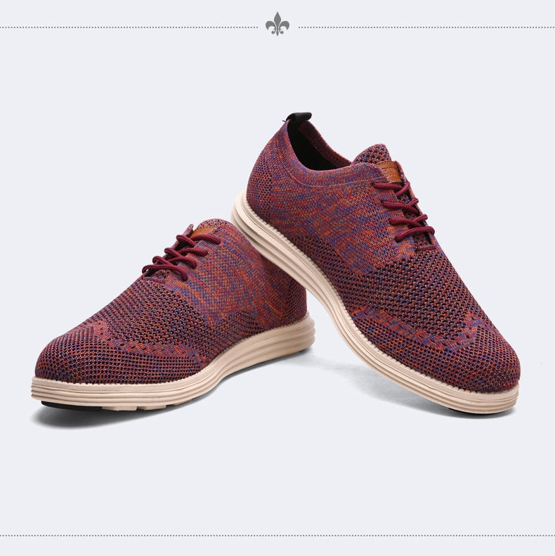 2019 Summer New Vintage Men Casual Shoes