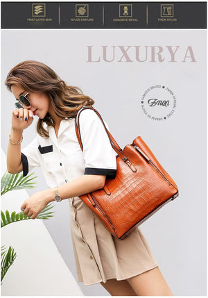 Designer PU Leather Handbag For Women