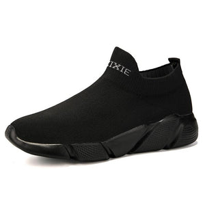 Men Outdoor Breathable Sock Shape Footwear