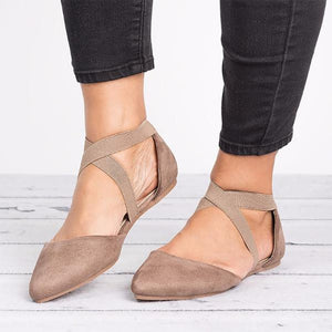 Female Pointed Toe Shoes
