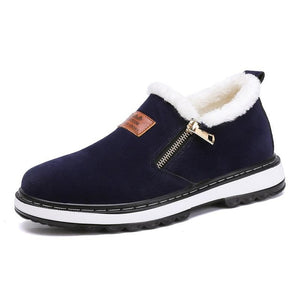 Men's Warm Short Plush Casual Boots