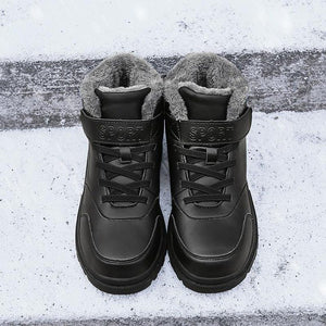 2019 New Warm Snow Boots For Men