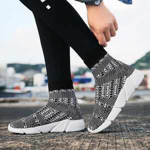 Unisex Breathable Slip-on Casual Shoes