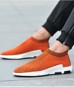 Fashion Men's Comfortable Breathable Running Shoes