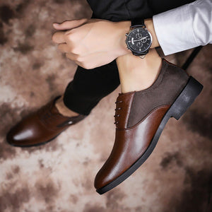 Men Wedding Dress Shoes