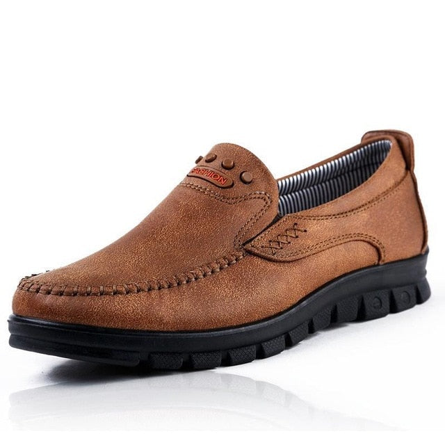 2019 New Men's Simple And Gentleman Style Shoes