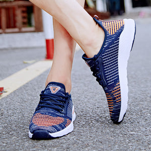 Lightweight Breathable Couple Sneakers