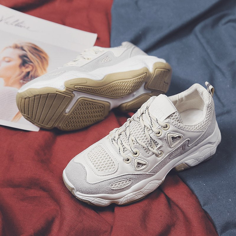 2019 New Mesh Breathable Women Sneakers