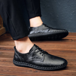 New Handmade Genuine Leather Loafers