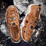 2019 New Leather Outdoor Sandals