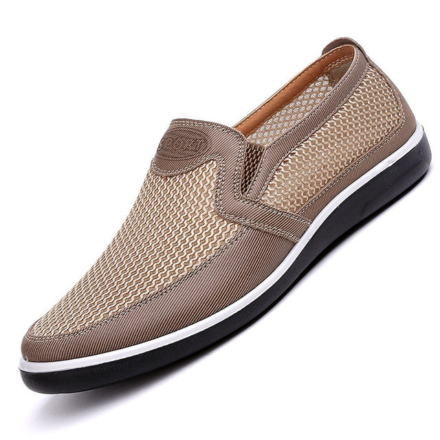 New Trend Men's Slip-On Flats
