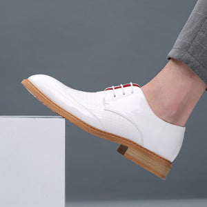 2019 Fashion Business Leather Shoes