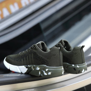 Men's Lace Up Outdoor Sneakers
