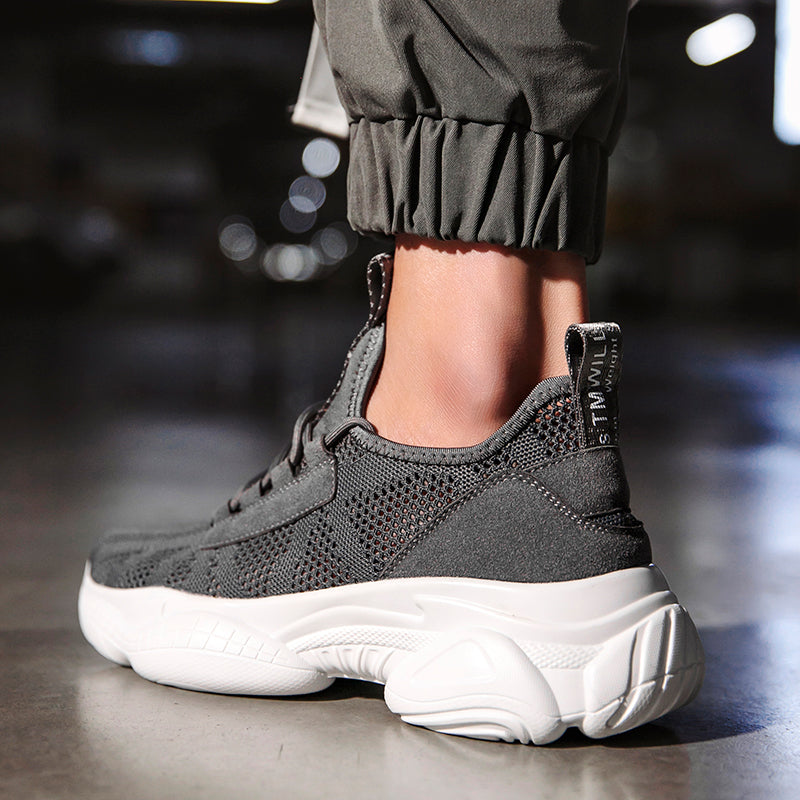 New Fashion Light Weight Men's Sneakers