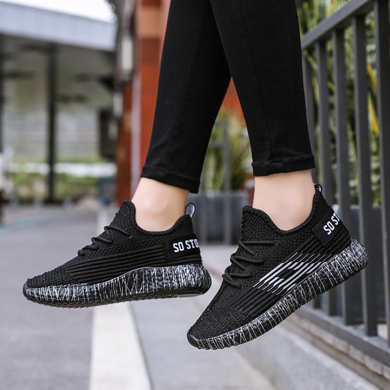 2019 Super Light Comfortable Oxford Eva Sole Walking Sneakers