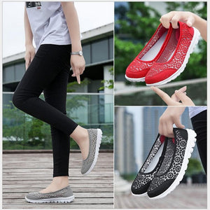 Summer Super Light Comfortable Women Flat Shoes