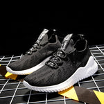 New Mesh Men Lightweight Walking Sneakers