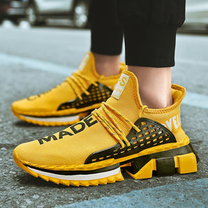 Hot Sale Male Outdoors Cushioning Running Shoes