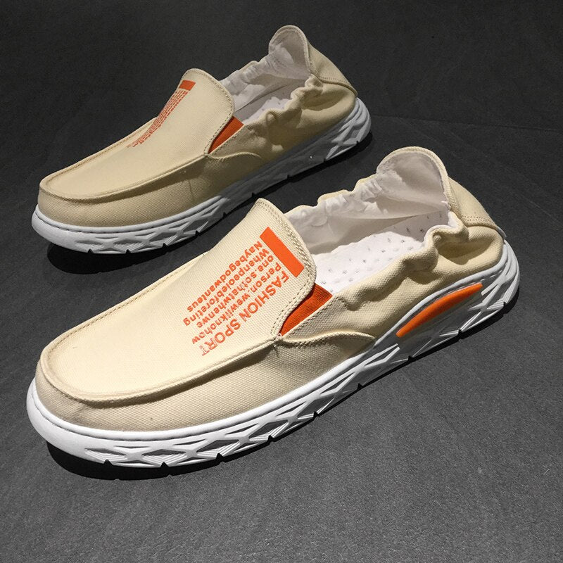 Men Soft Comfortable Breathable Casual Shoes
