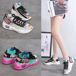 Novelty Cool Shiny Women Shoes