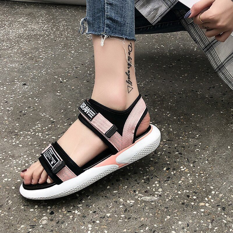 Fashion Female Beach Sandals