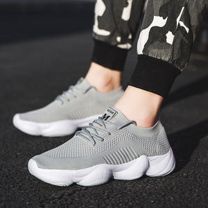Comfortable Breathable Mesh Sport Shoes