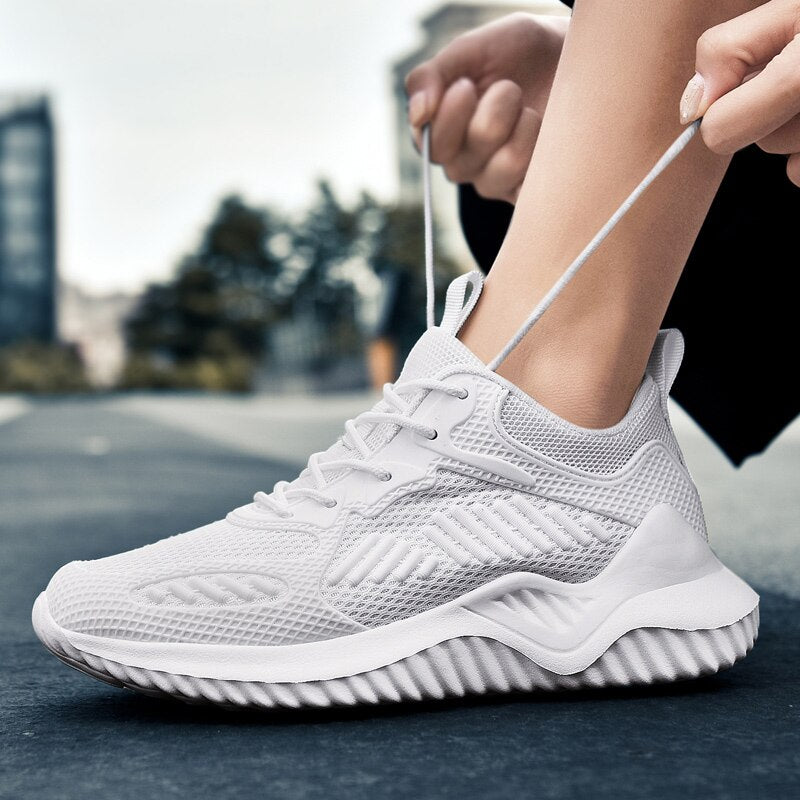 Lightweight Comfortable Breathable Couple Sneakers