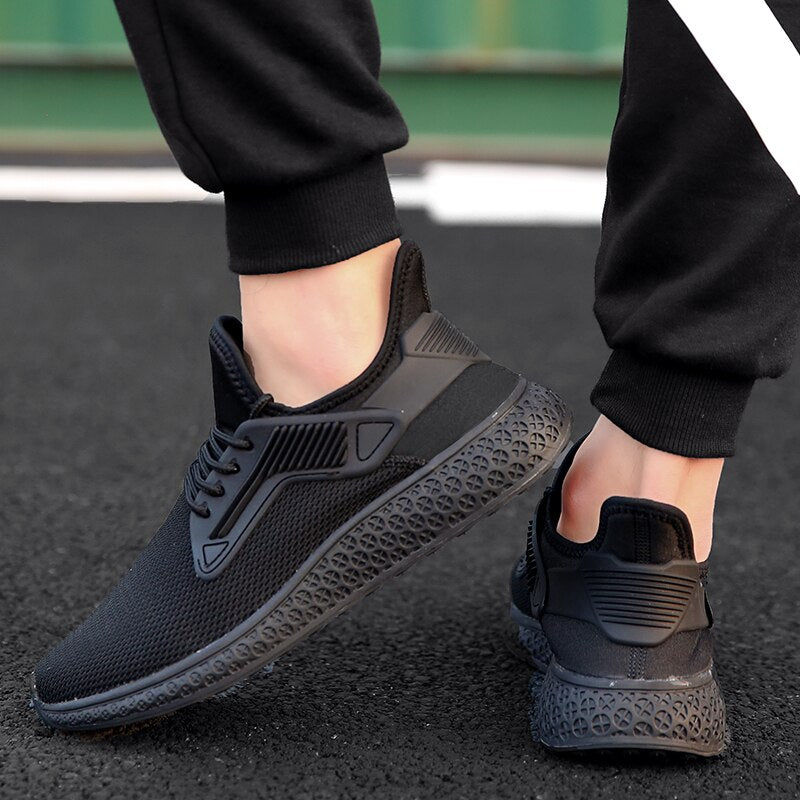 Ultralight Breathable Men's Shoes