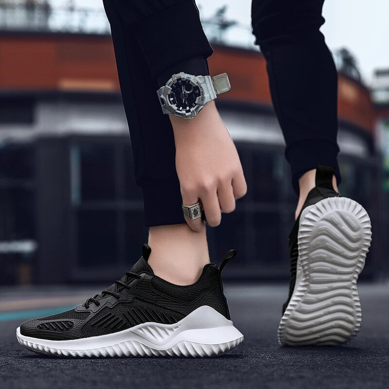 Men Fashion Breathable Casual Shoes