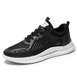 Unisex Beathable Fly Weave Sneakers