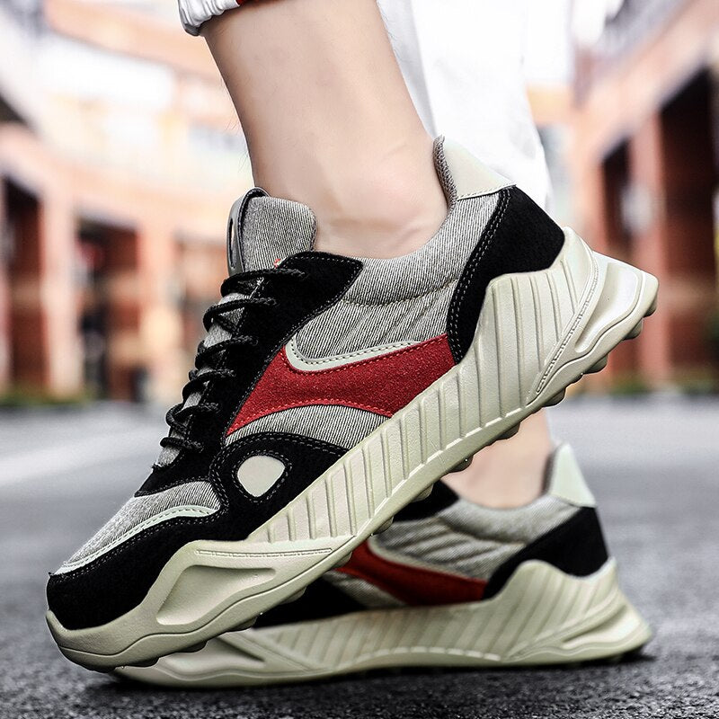 2019 New Men's Fashion Sneakers