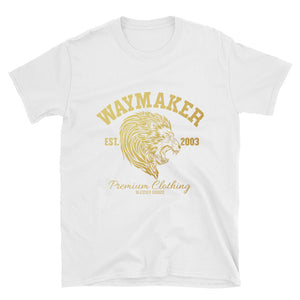 Waymaker Premium Clothing T-Shirt - righteous-and-dope