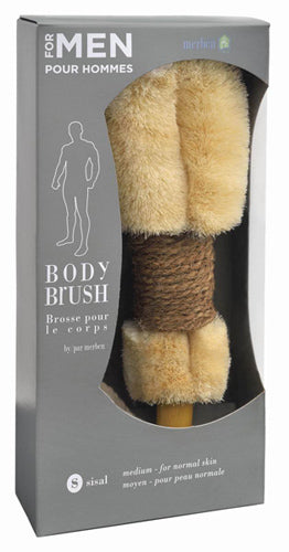 Merben Body Brush for Men