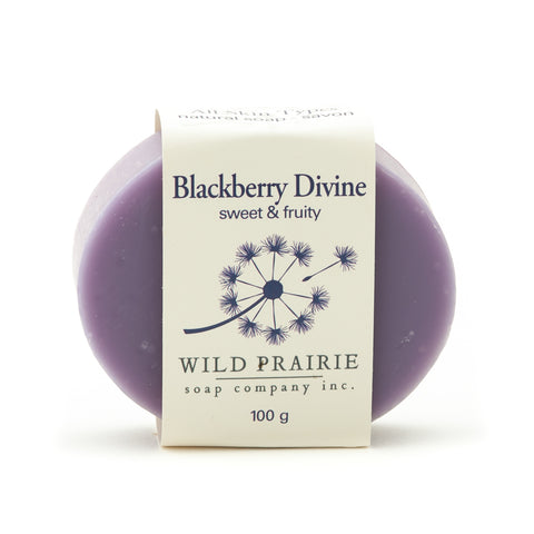 Blackberry Divine Soap