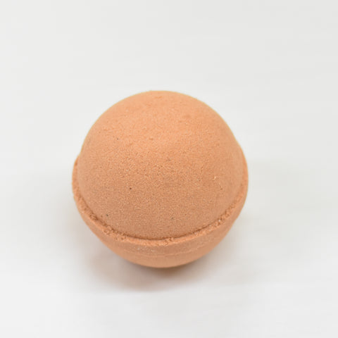 Pumpkin Spice Natural Bath Bomb
