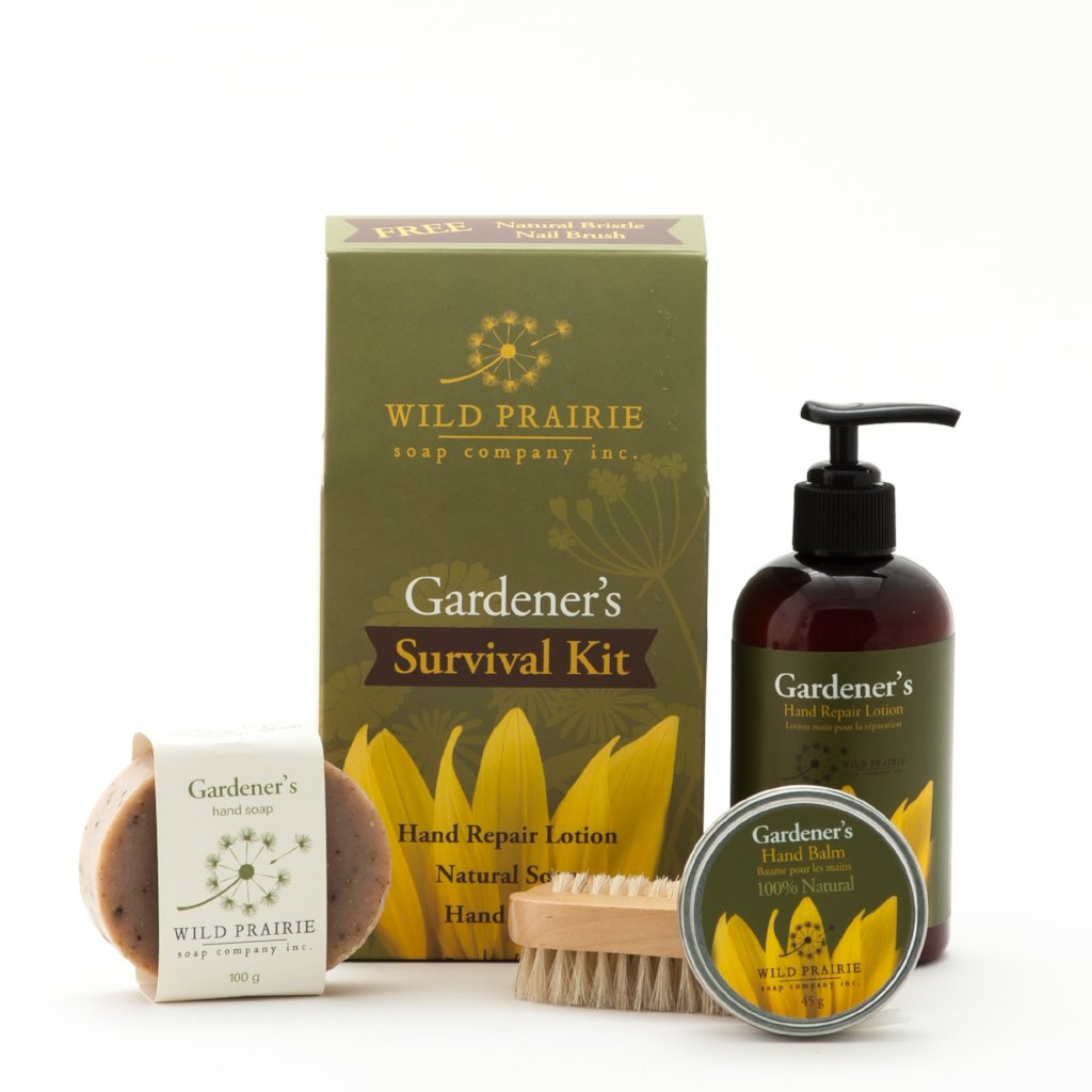 Gardener's Survival Kit