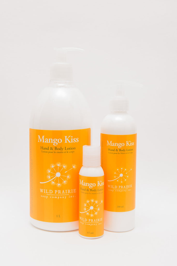 Mango Kiss Hand & Body Lotion