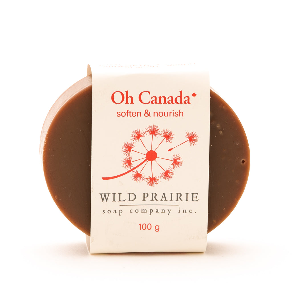 Oh Canada Soap