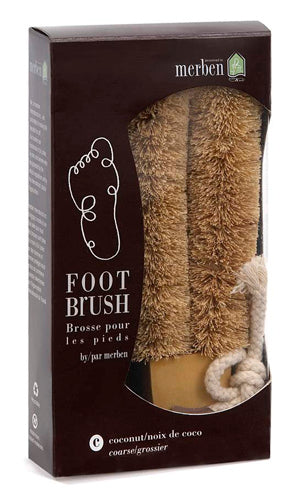 Coconut Foot Brush by Merben