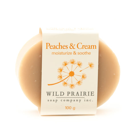 Peaches & Cream Soap