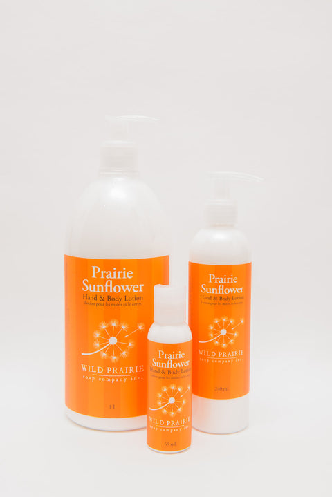 Prairie Sunflower Hand & Body Lotion