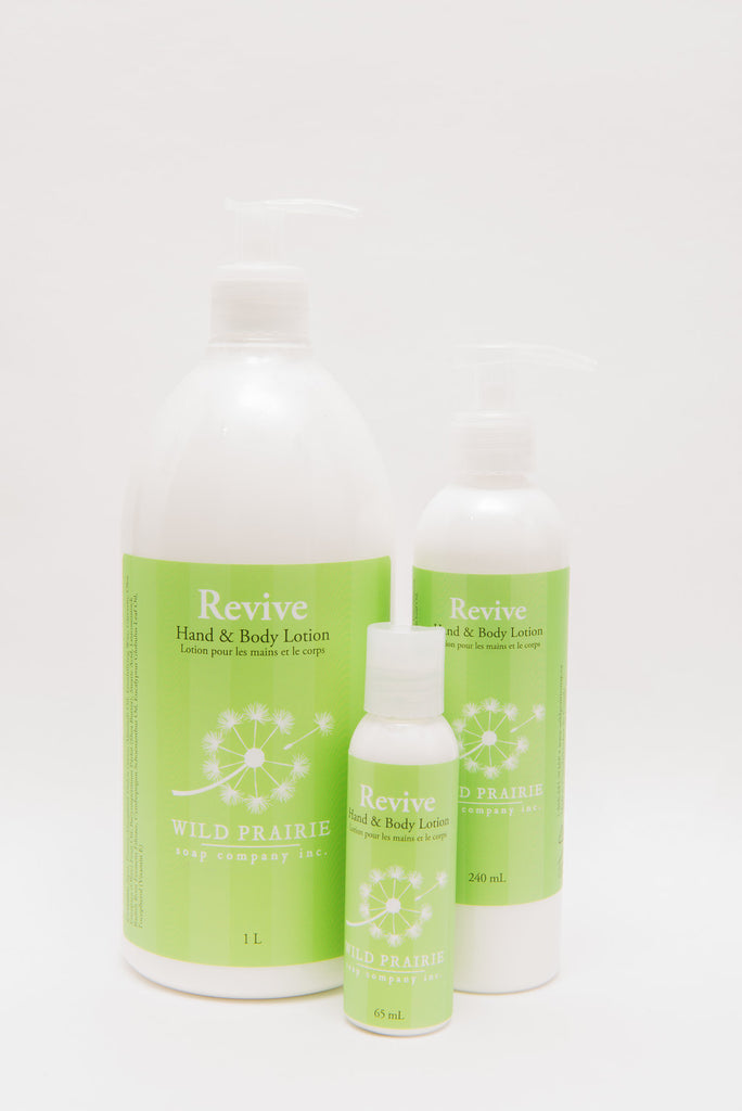 Revive Hand & Body Lotion
