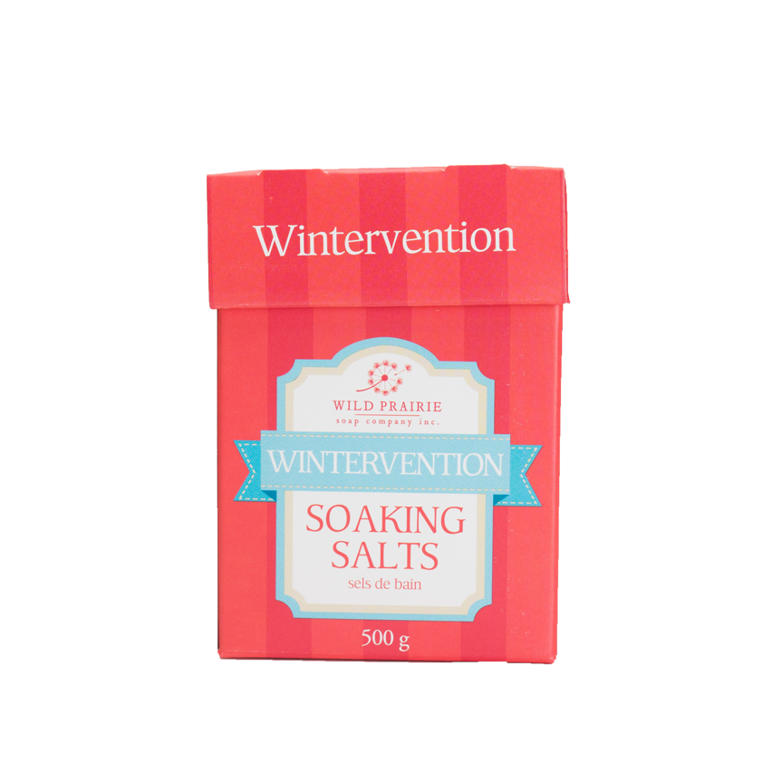 Wintervention Soaking Salts