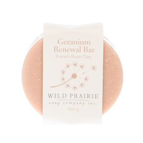 Geranium Renewal Bar